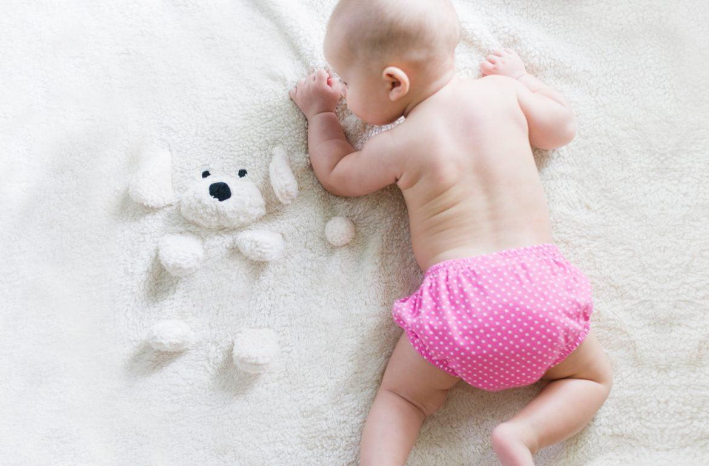Cómo calmar el culito de bebe