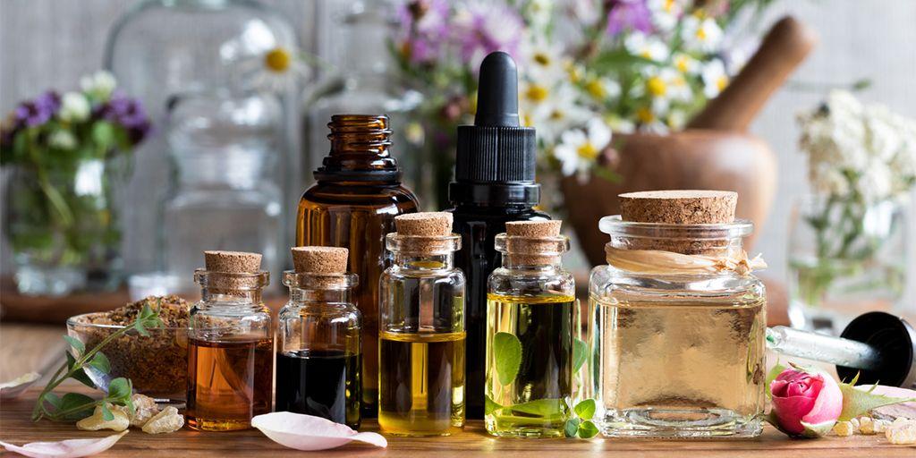 aceites esenciales para cosmetica